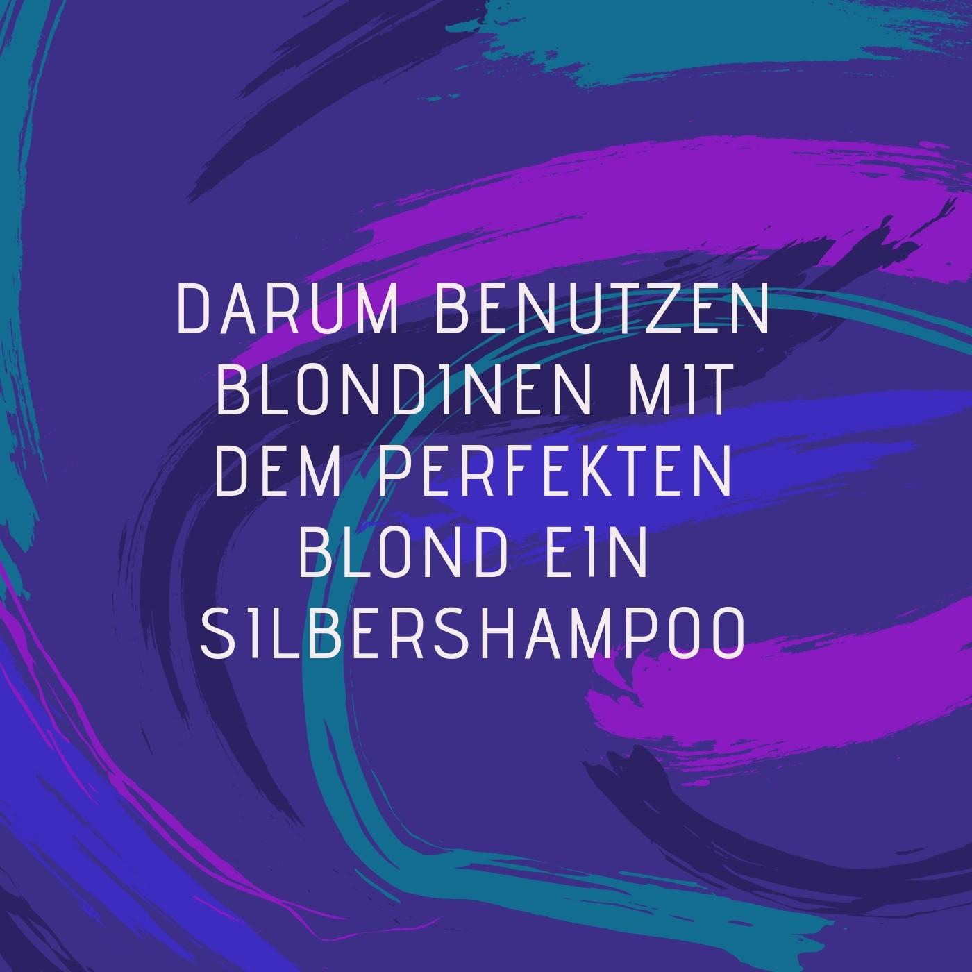 Silbershampoo
