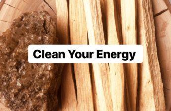 negative energie ausräuchern